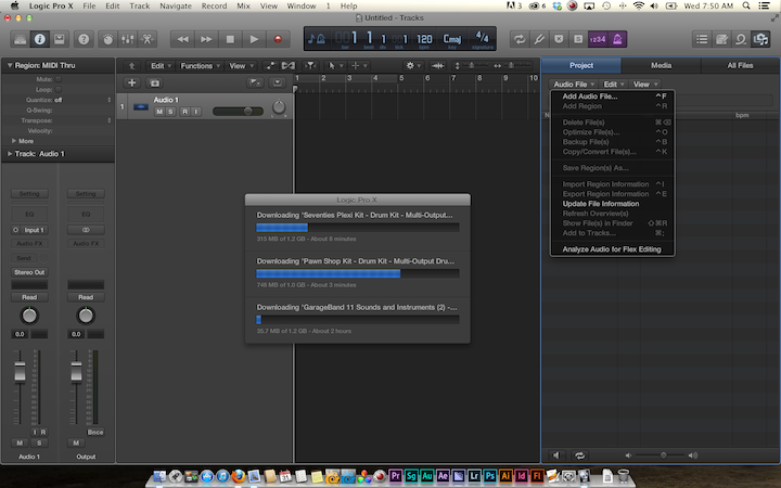 Logic Pro X Marks the Awesome