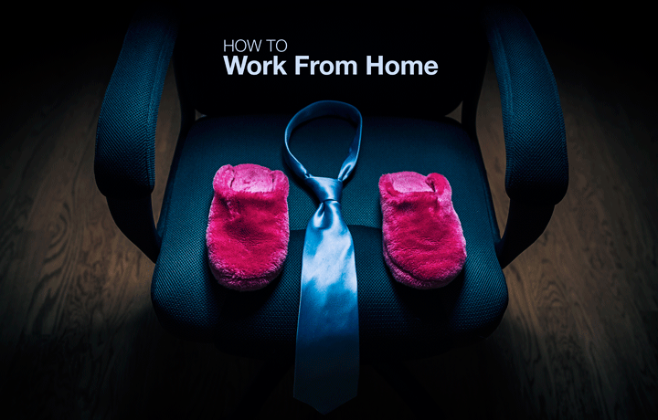How To Work From Home In 5 Steps