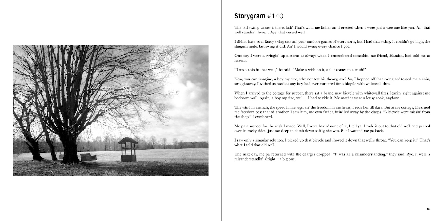 Storygram Volume 2 (SAMPLE STORY 3)