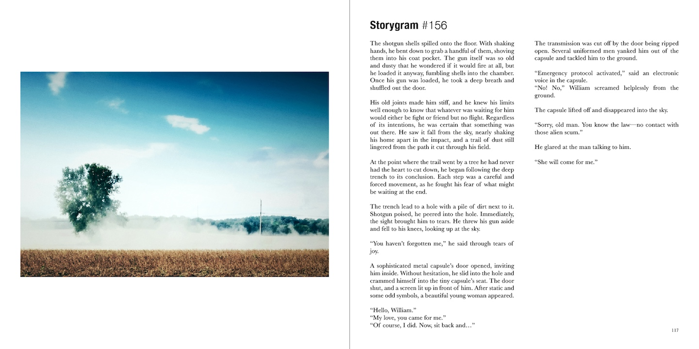 Storygram Volume 2 (SAMPLE STORY 4)