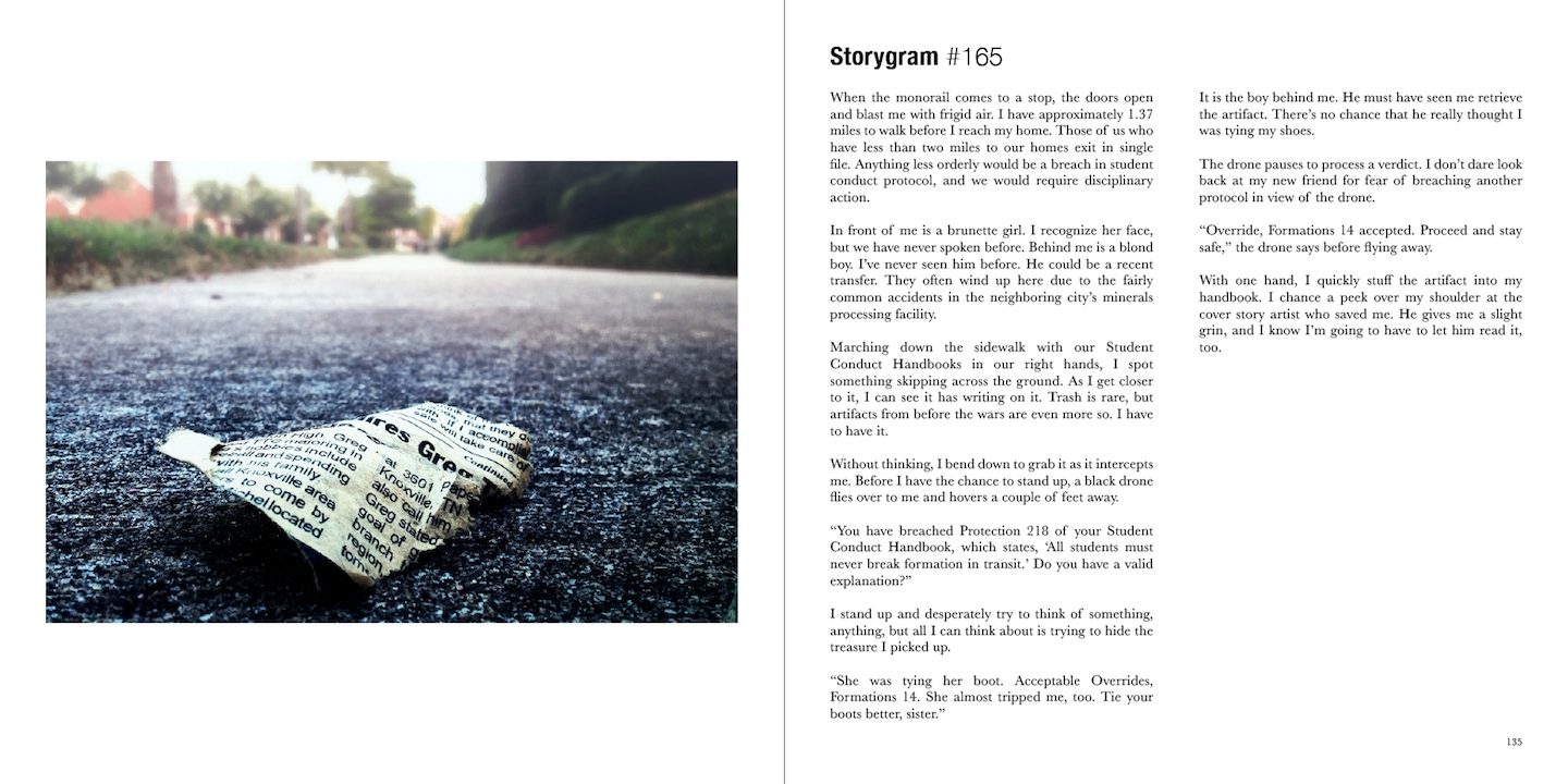 Storygram Volume 2 (SAMPLE STORY 5)