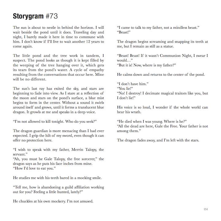 Storygram #73 (story)