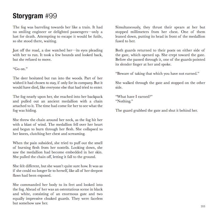 Storygram #99 (story)