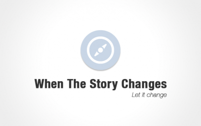 When The Story Changes