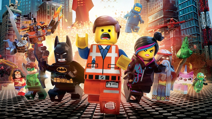 3 Reasons The LEGO Movie Is Awesome
