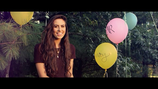 """Fight Song"" (cover) by Cimorelli"