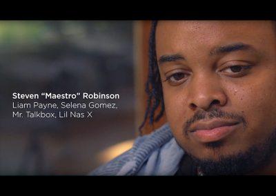 "Mapex | ""Inspiration"" featuring Steven Robinson"